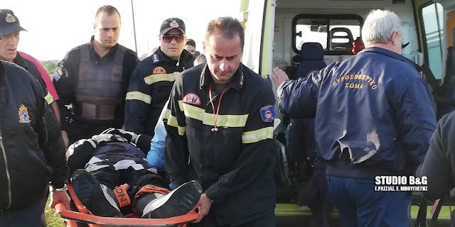 Ευχάριστα τα νέα για τον 25χρονο στο Άργος: Εντοπίστηκε ζωντανός - Μεταφέρεται στο νοσοκομείο