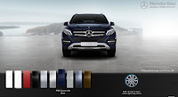 Mercedes GLE 400 4MATIC Exclusive 2015 màu Xanh Cavansite 890
