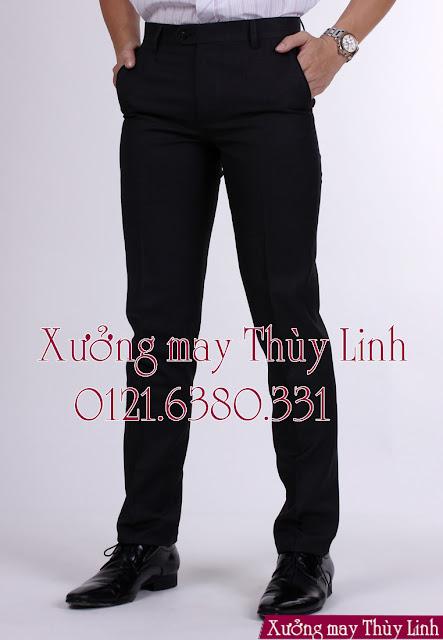 May quần âu nam đẹp ở Hà Nội