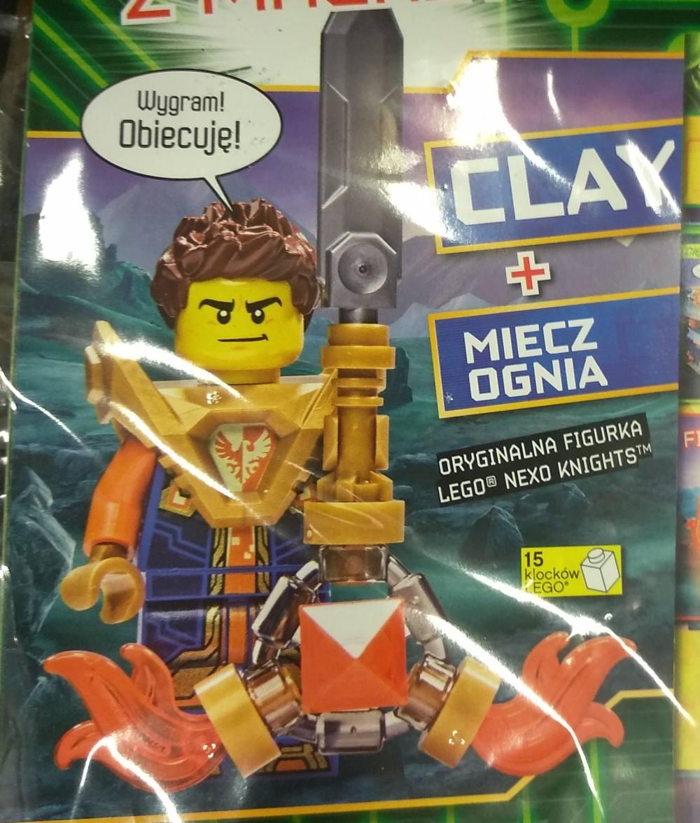 Lego Okazje Zapowiedź Magazynu Nexo Knights 62018
