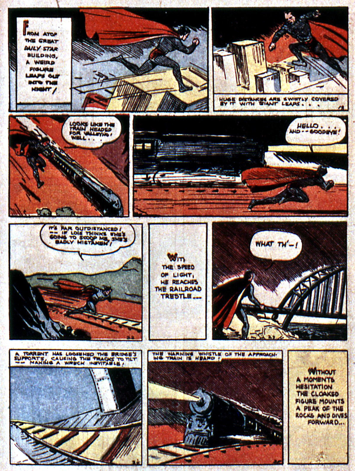 Read online Action Comics (1938) comic -  Issue #5 - 6