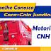 Motorista Coca-Cola unidade Jundiaí-SP