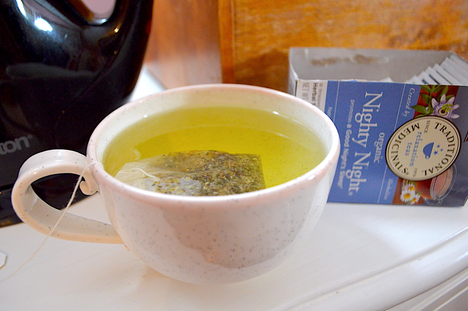 Traditional Medicinals Relaxation Tea Organic Nighty Night