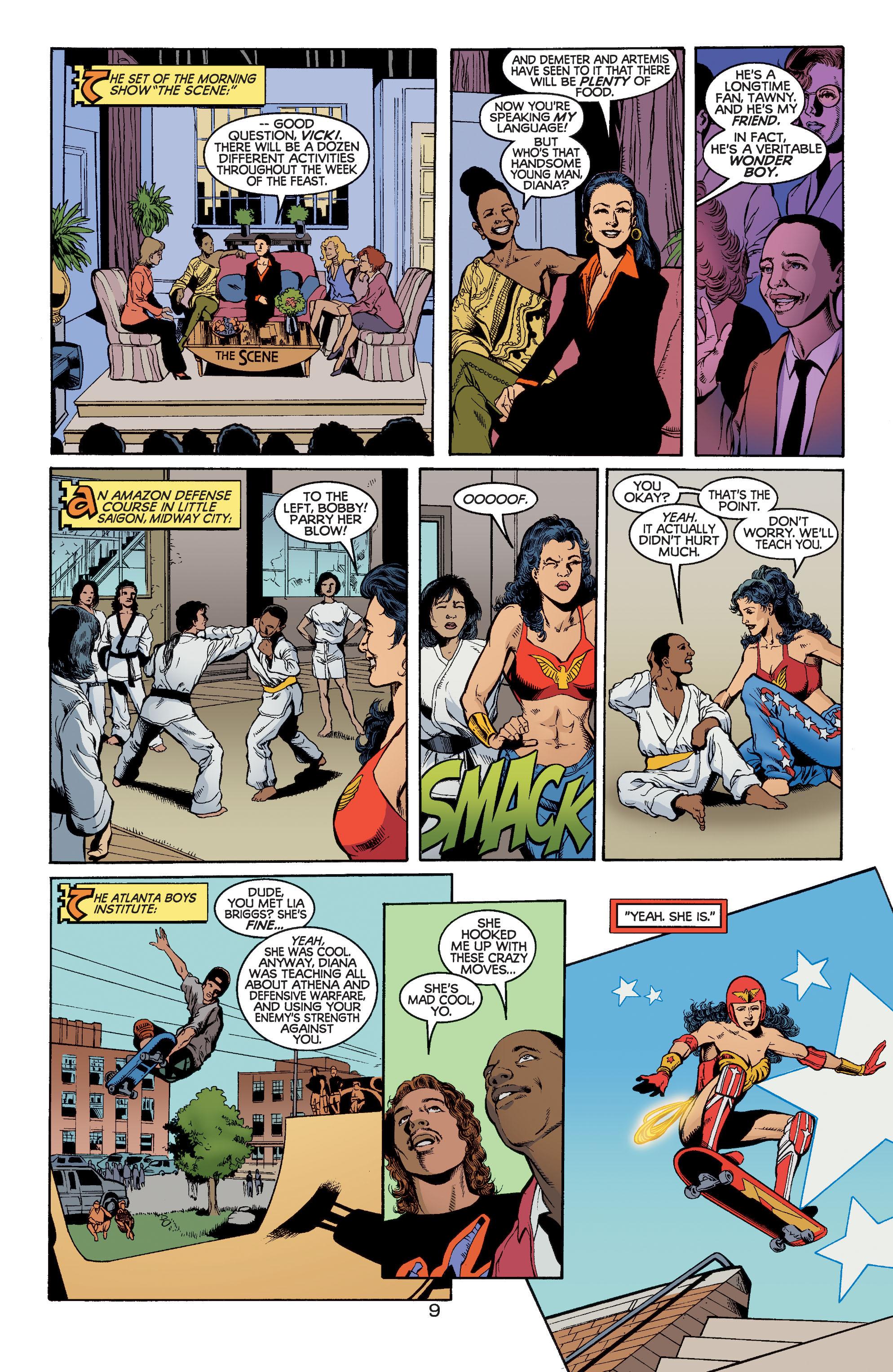 Read online Wonder Woman (1987) comic -  Issue #188 - 10