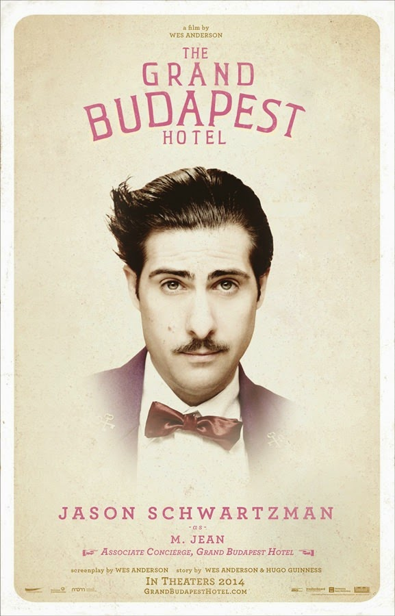 the grand budapest hotel jason schwartzman