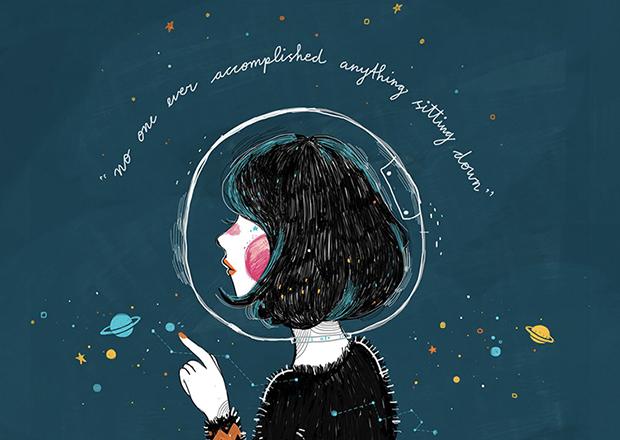 ilustrações de Kathrin Honesta