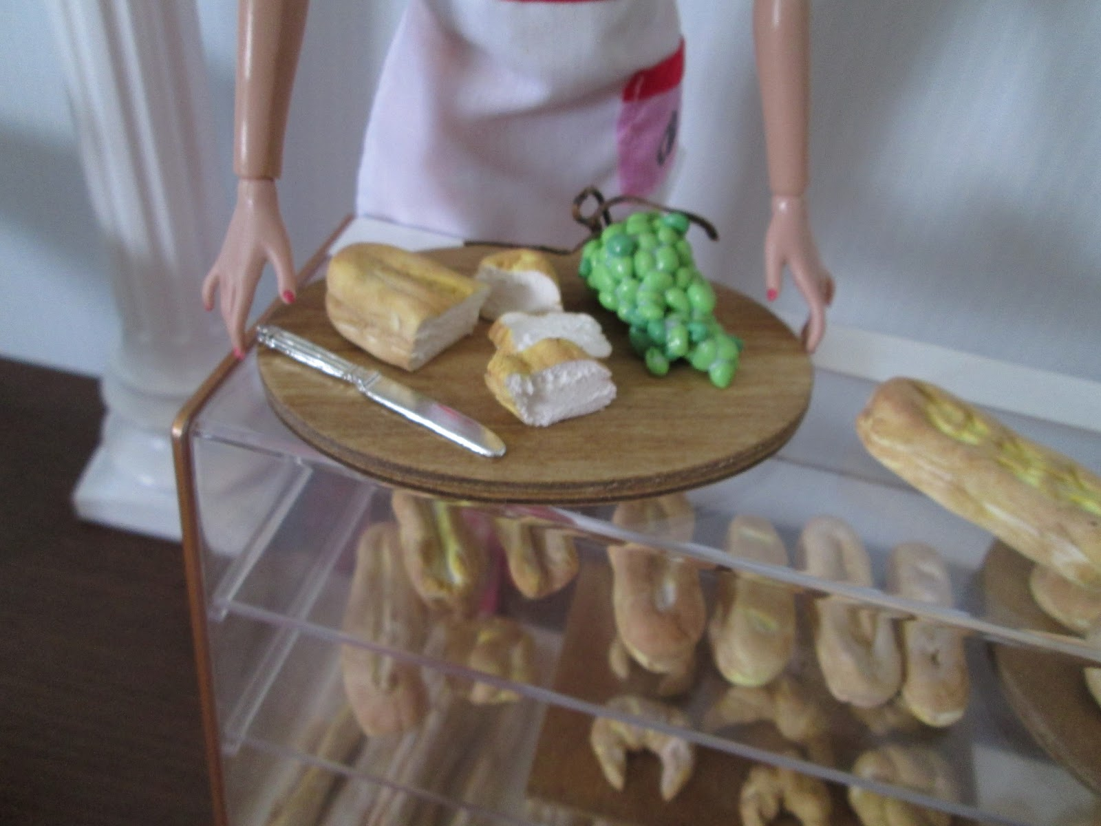 The One Sixth Scale Dollhouse More Miniature Food
