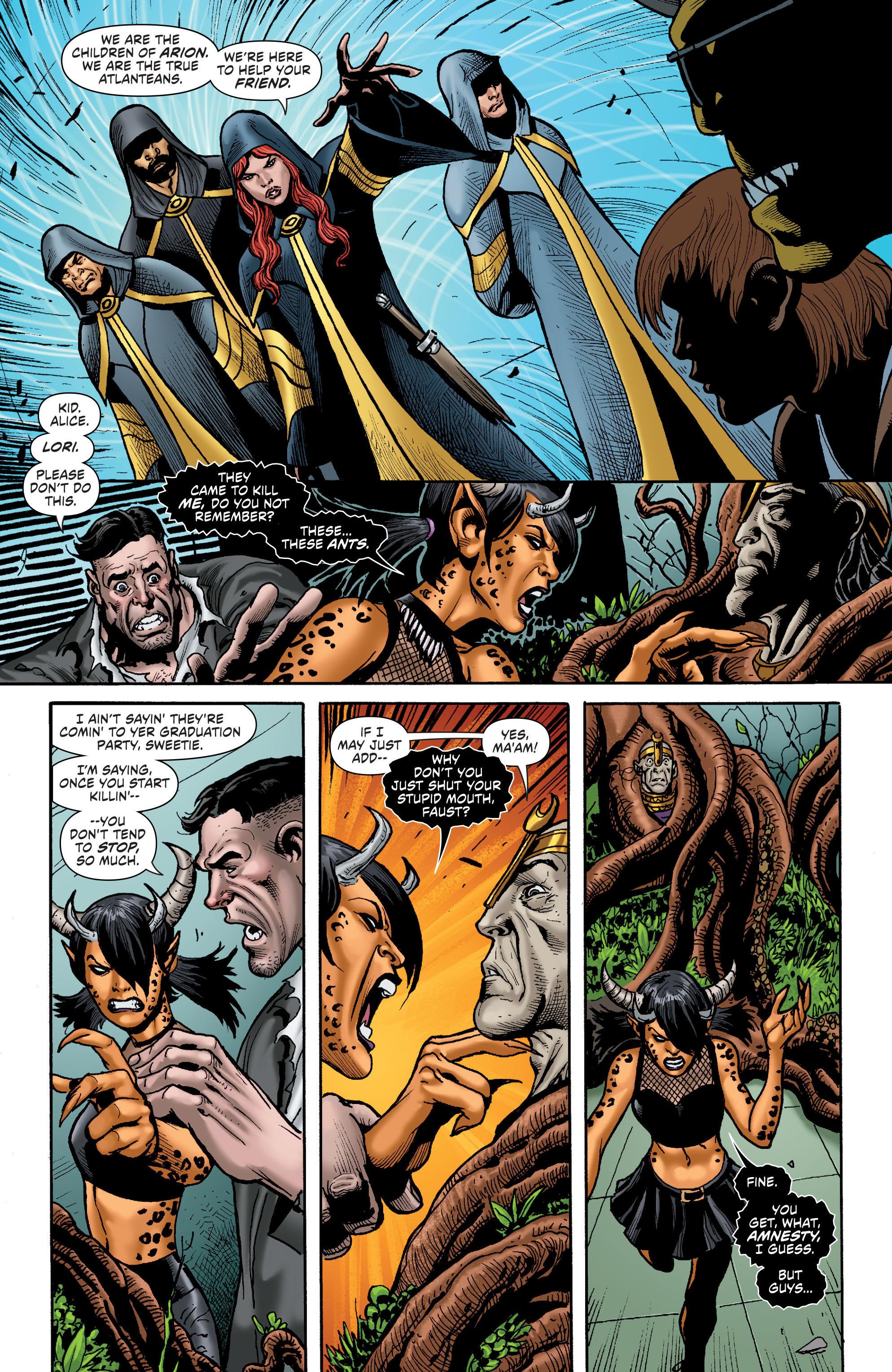 Read online Secret Six (2015) comic -  Issue #8 - 9