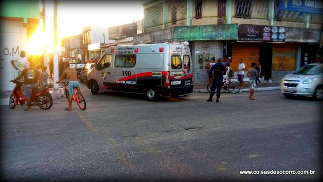 Polícia apreende som residencial no Conjunto João Alves em Nossa Senhora do Socorro