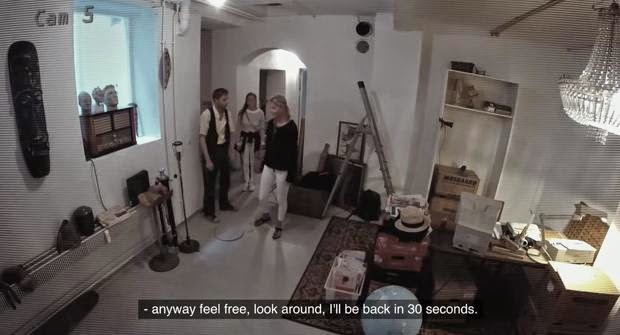 The Haunted Apartment Prank for Danish Rental Company Lejebolig