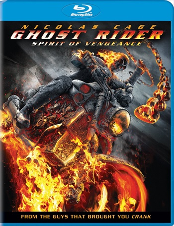 Poster of Ghost Rider Spirit of Vengeance 2011 BRRip 480p 300MB Dual Audio Watch Online Free Download Worldfree4u.ind.in