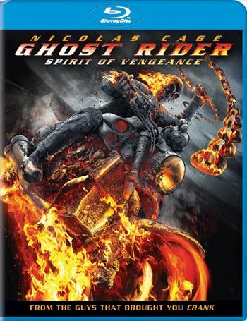 Poster of Ghost Rider Spirit of Vengeance 2011 BRRip 480p 300MB Dual Audio Watch Online Free Download Worldfree4u.ind.in