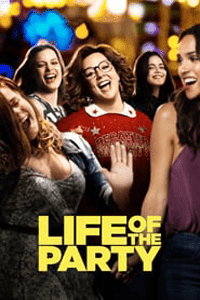 Life of the Party (2018) Movie (English) 1080 WEB-DL