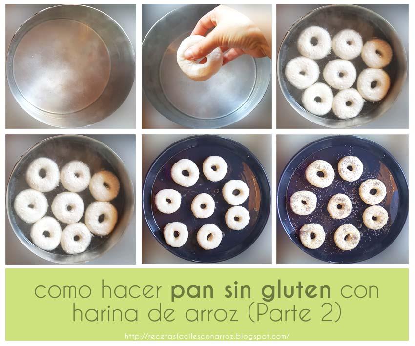 pan con harina de arroz sin gluten fototutorial 2