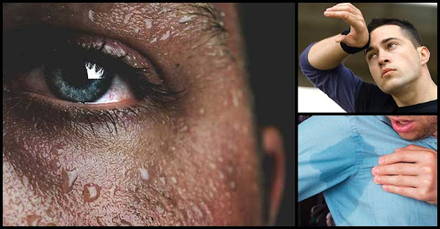 Effective Natural Remedies That May Help Fight Off Excessive Sweating