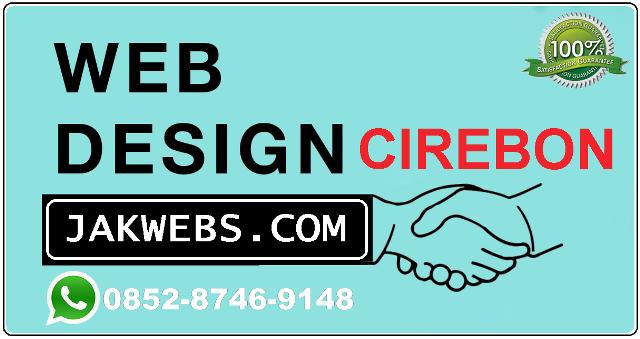 Jasa pembuatan website Cirebon
