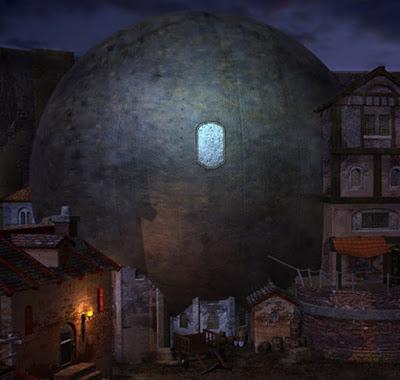 Baldur's Gate 2 Lavok's Planar Sphere