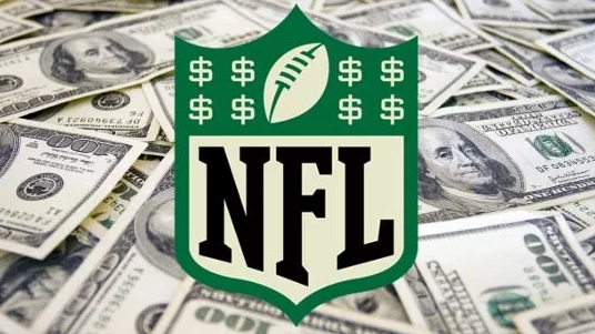 NFL Salary Cap 2018 Season, by Year, Last 10 Year, review, nfl money.