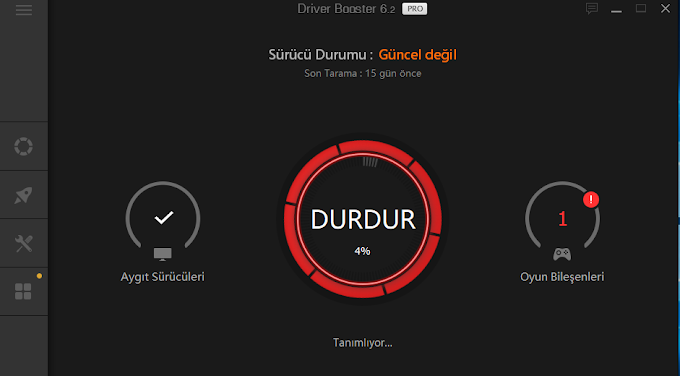 Driver Booster 6.2 Lisans Key Pro