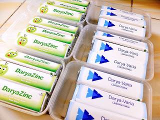 Coklat Kemasan Custom Pesanan DaryaZinc