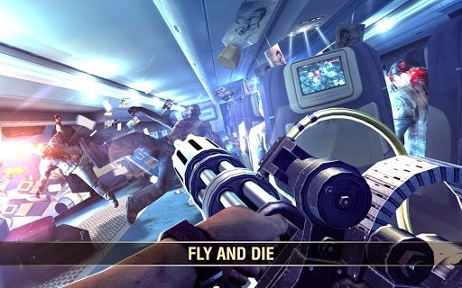 for Android has been updated this weekend inwards the Google Play Store Dead Trigger two 0.09.5 APK