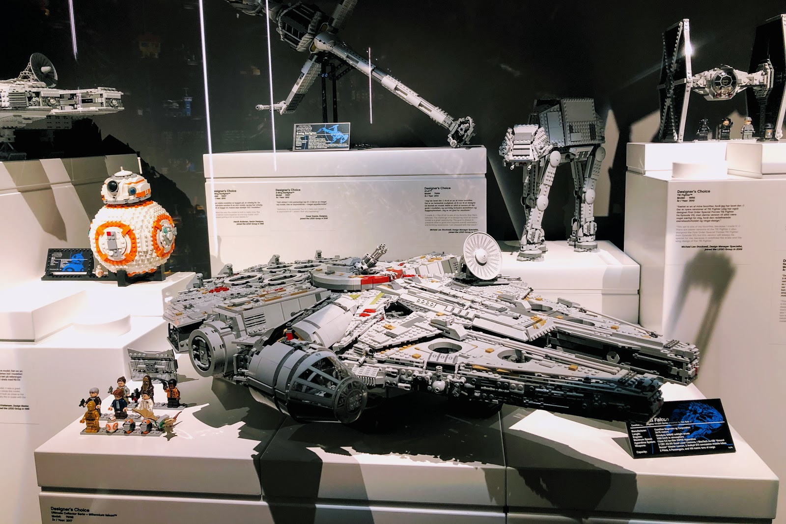 lego house billund star wars