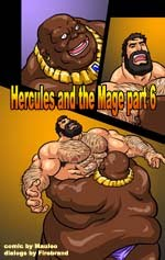 Hercules and the Mage part6