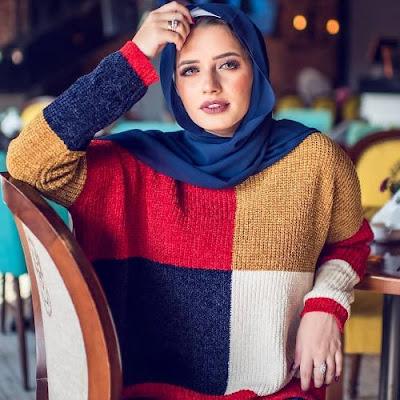 موضة شتاء 2018 للمحجبات في مصر