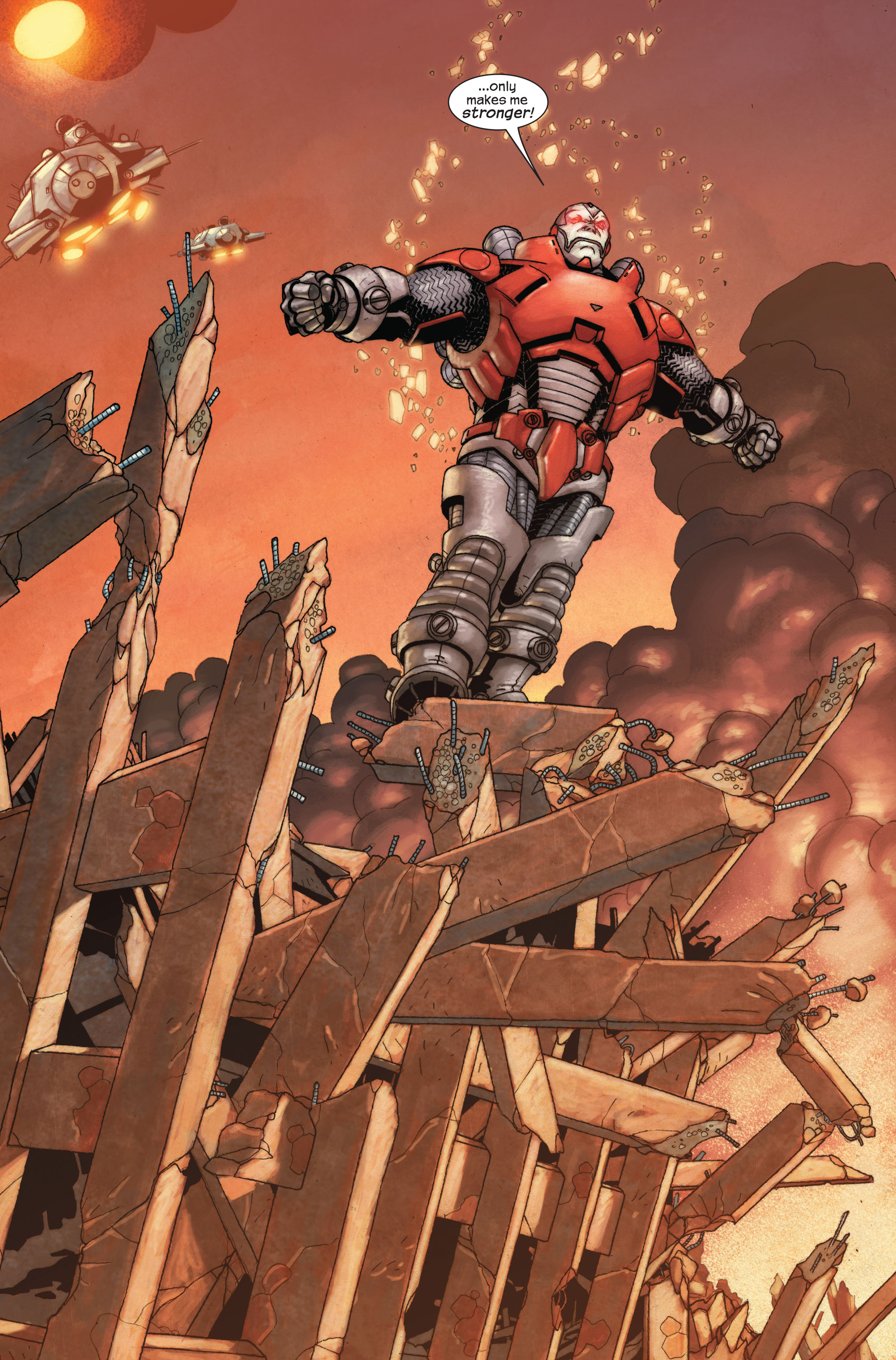 Read online Ultimate X-Men comic -  Issue #91 - 21