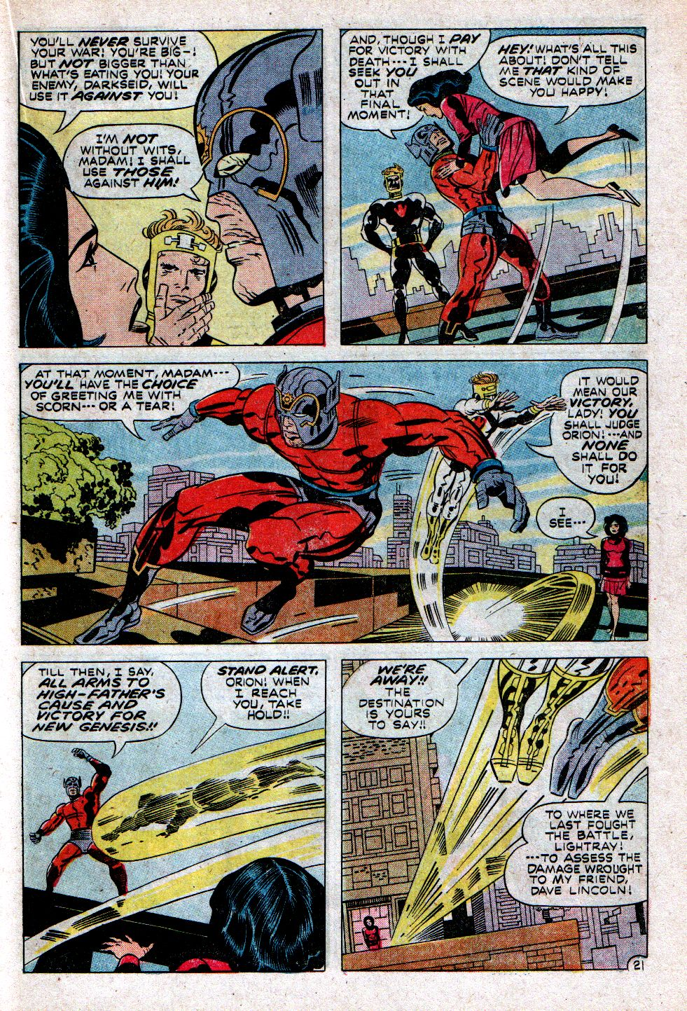 The New Gods (1971) issue 9 - Page 28
