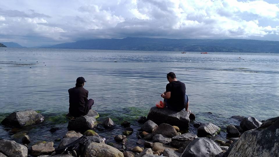 Wisata Ke Danau Alani