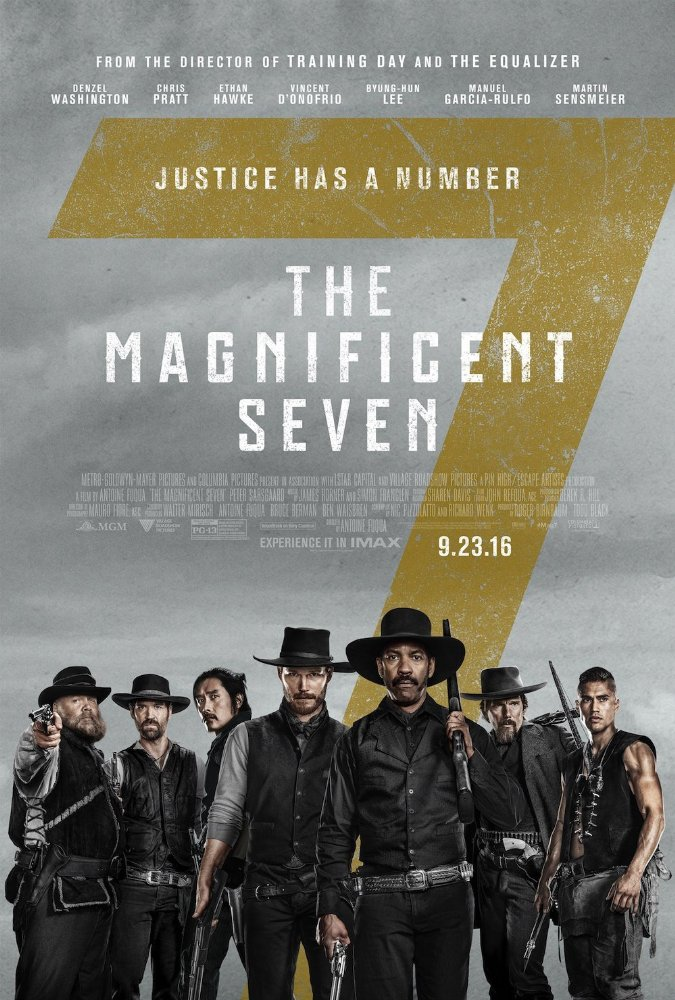 The Magnificent Seven (2016) Hindi Dubbed Movie