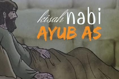 Kisah Nabi Ayub dalam Bahasa Arab dan Artinya