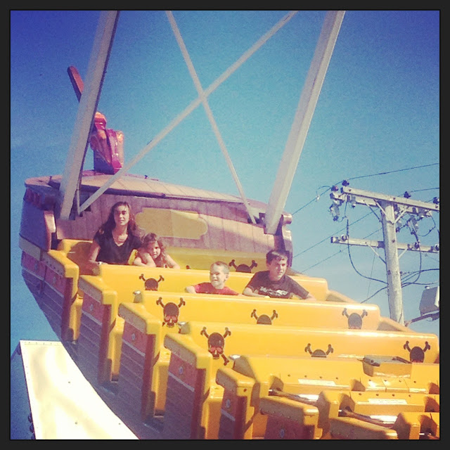 Pirate Ship Ride