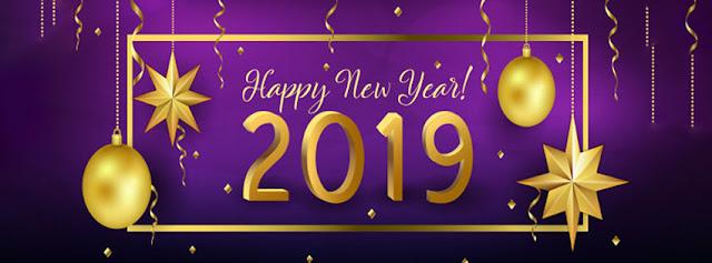 ảnh nền happy new year 2019