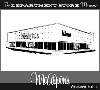 The Department Store Museum The Mcalpin Co Cincinnati Ohio