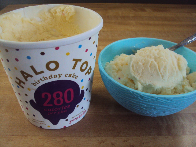 High Protein Low Sugar Halo Top Ice Cream
