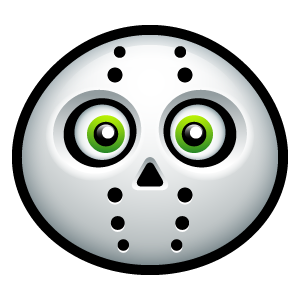 Jason Voorhees Emoticon
