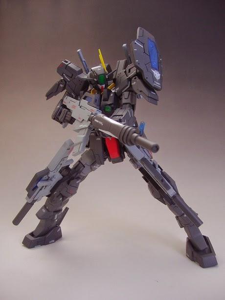 1/100 Cherudim Gundam - Custom Build - Gundam Kits ...