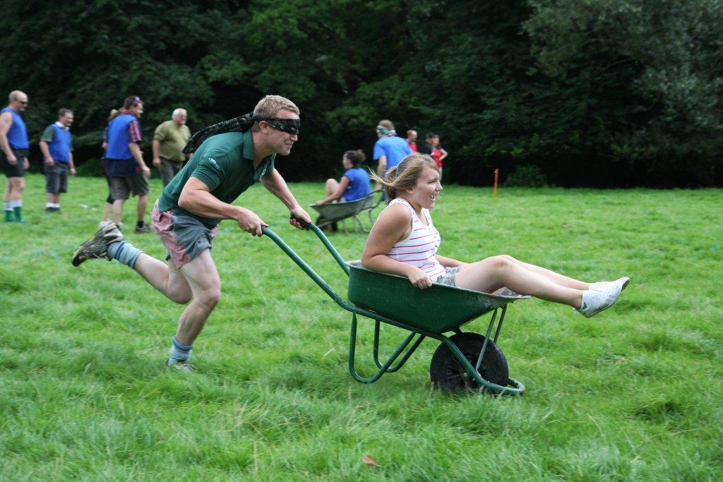 The Village Olympics - Ashcombe Cottages