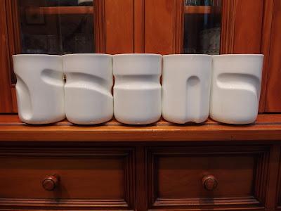 白山陶器 ビールカップ φ8×10.5㎝ HAKUSAN