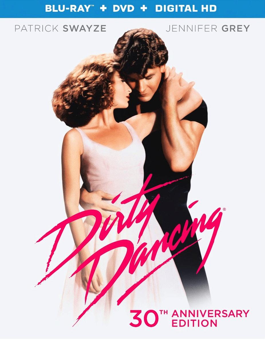 NIXPIX - DVD & BLU-RAY Reviews: DIRTY DANCING: 30TH ANNIVERSARY ...