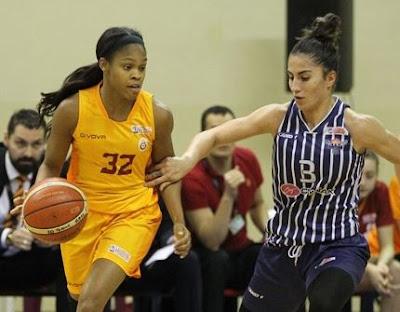 Manolya Kurtulmuş - Gündoğdu Adana Basketbol