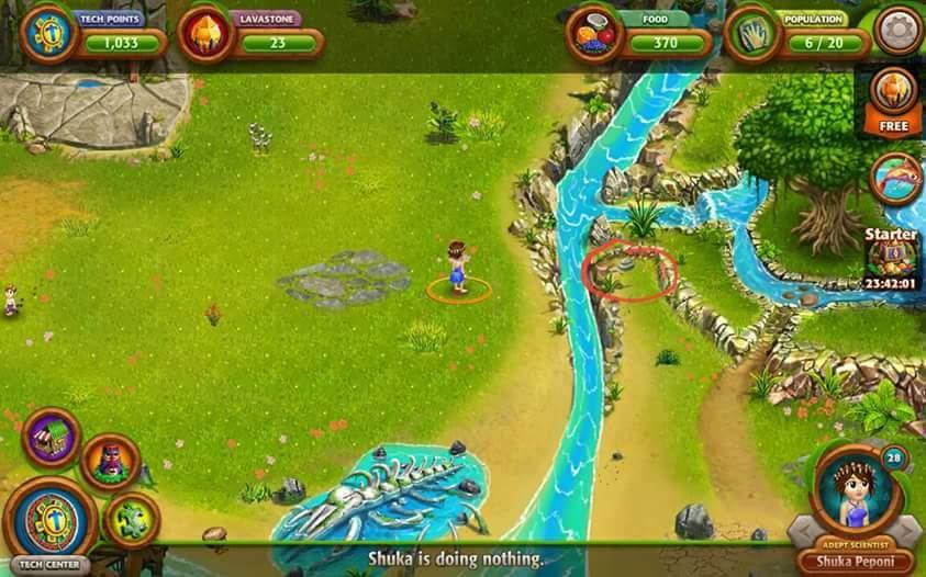 Virtual Villagers Origins 2: Puzzle 4 + Puzzle 5 (Text Only)