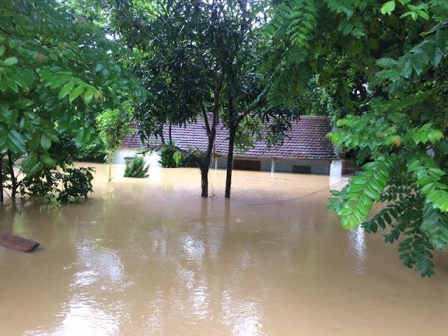 Toàn cảnh lũ lụt tại Ninh Bình và hoạt động cứu trợ tại Thanh Hoá - Ảnh minh hoạ 19