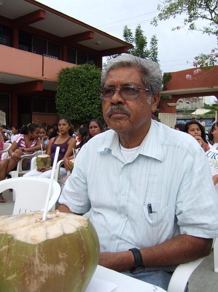 """Baños Reforma Oaxaca:PINODEBATEMX: Homenaje a Abel Baños Delgado """"poeta pinotepense de"""