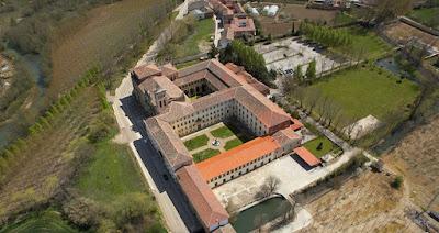 El Monasterio de San Zoilo en Carrión de los Condes, de Palencia ...