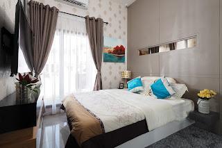 Siti Rogayah Berryl Master Bedroom