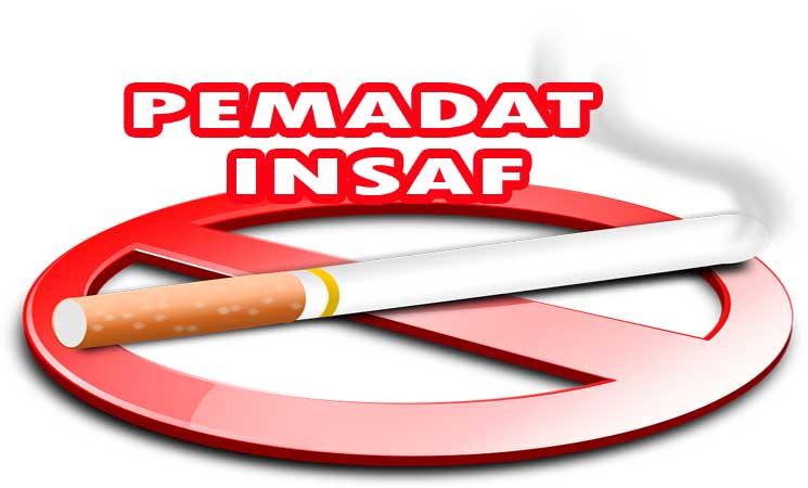 Pemadat Rokok yang Insaf