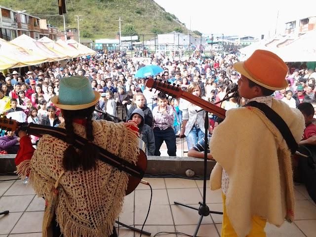 Amor, amistad y Paz Cundiboyacense en Prado Cartagenita